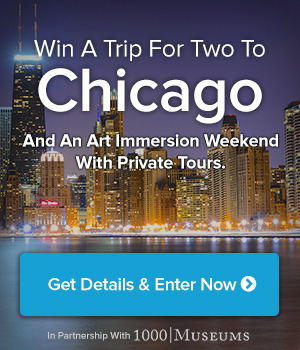 Win a trip for two to Chicago.
