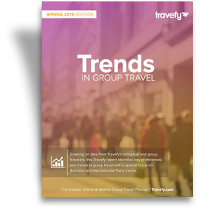 Free Report: Trends In Group Travel Data Report - Travefy